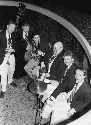 The Swing Legacy, Boston swing band
