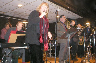 The Swing Legacy, Boston swing band with vocalist