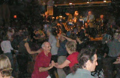 Boston swing dance